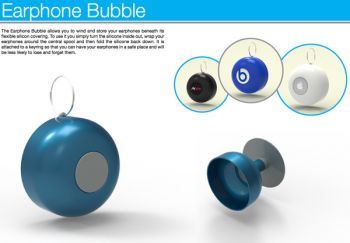 Earphone Bubble