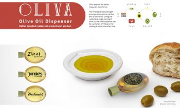 Oliva Oil Dispenser