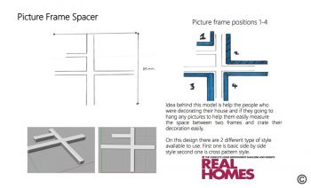 Picture Frame Spacer