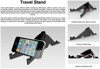 Travel Stands